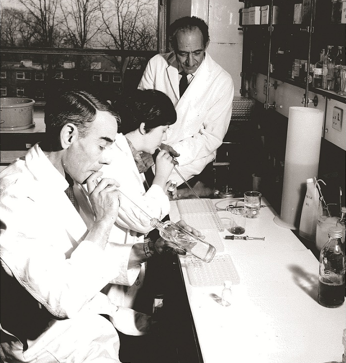 The Pipette in 1950